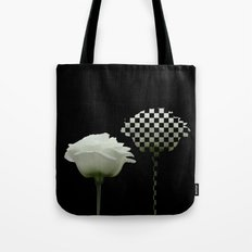 Just be not so small minded Tote Bag