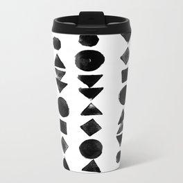 Geometry 3 Metal Travel Mug