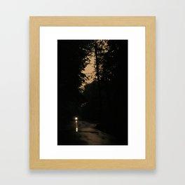padittle Framed Art Print