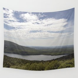 View from Acadia National Park Wall Tapestry