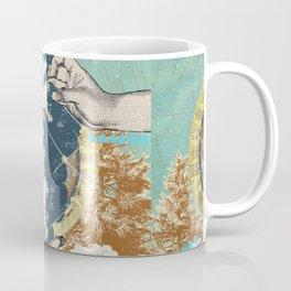 SMOKE GEOMETRY Coffee Mug