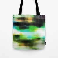 techno Tote Bags featuring Techno Dream by Idle Amusement