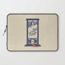It Might be One of the Last Things You and Your Head Do as a Team Laptop Sleeve