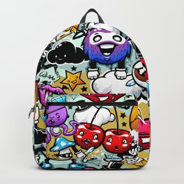 graffiti fun Backpack
