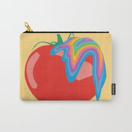 Tomato Acid Carry-All Pouch