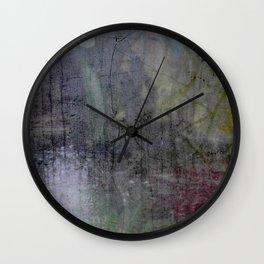 Blur #3 Wall Clock