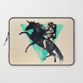 Ride the universe Laptop Sleeve