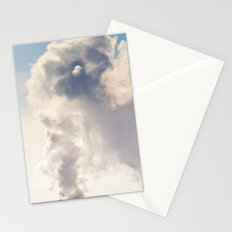 Majestic Smoke Pollution Stationery Cards