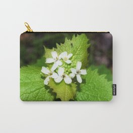 Garlic Mustard 1 Carry-All Pouch