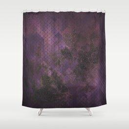 EXITUS Shower Curtain