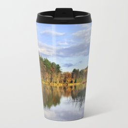 First Light Sunrise Landscape Travel Mug