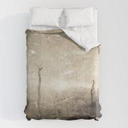 Dystopian Desert Photo Comforters