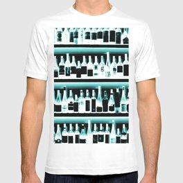 Wine Bottles - version 2 #decor #buyart #society6 T-shirt