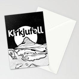 Kirkjufell Iceland Stationery Cards