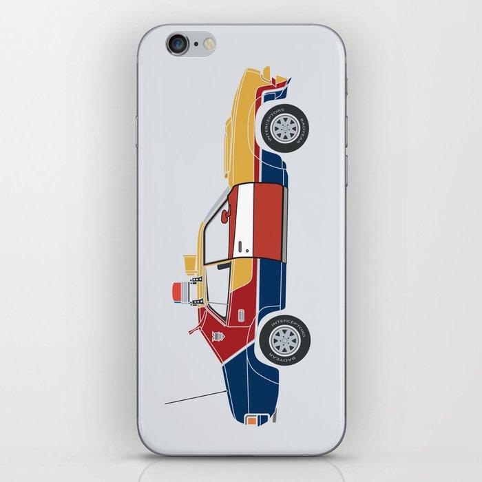 Mad Max RockaStarsky iPhone Skin