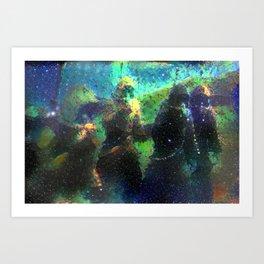 The Dopesmoker Prophecy Art Print