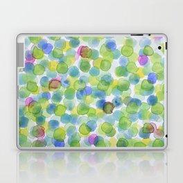 Dotted Summer Pattern Laptop & iPad Skin
