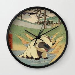 Totsuka Appa Wall Clock