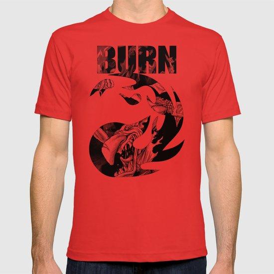 "BERNI MTG ""BURN"" T-shirt"