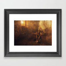 Afterglow Framed Art Print