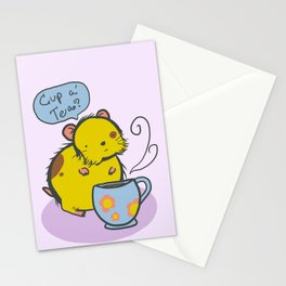 Cup a' Tea? Stationery Cards