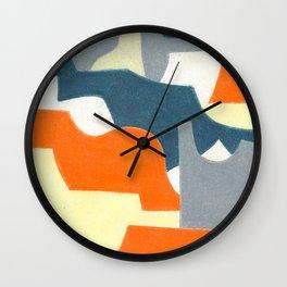 Fantastic Earth Wall Clock