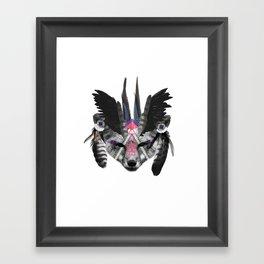 Fox Chief Framed Art Print