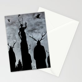The Cult Stationery Cards