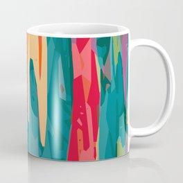 Rainbow Eucalyptus Coffee Mug