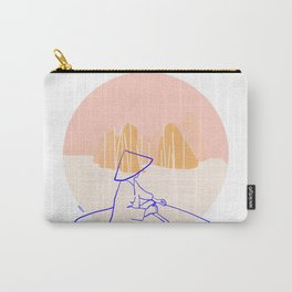 Oriental Journey Carry-All Pouch
