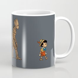 Groot - Pinocchio Coffee Mug