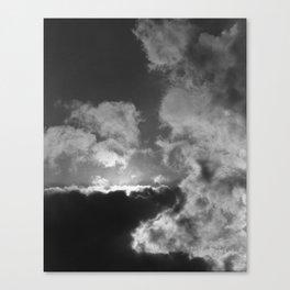 Clouds #2 Canvas Print