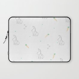 origami bunnies Laptop Sleeve