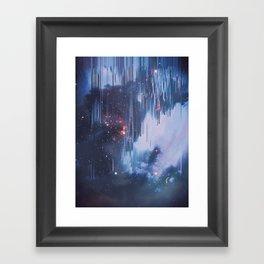 Twinkle Little Stars Framed Art Print
