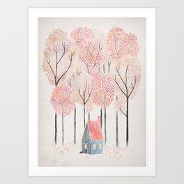 Cabin in the Woods Kunstdrucke