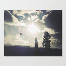 Telluride Sunset Canvas Print