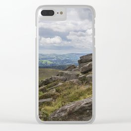 Higger Tor Summit Clear iPhone Case