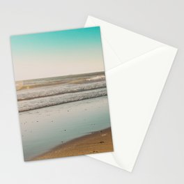 Golden Beach Days Stationery Cards
