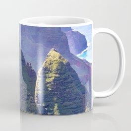 Hawaii's Secret Sanctuary: View from the Sky Coffee Mug