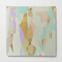 Abstract Painting No. 21 Metal Print