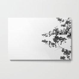 Tree Over Water Metal Print