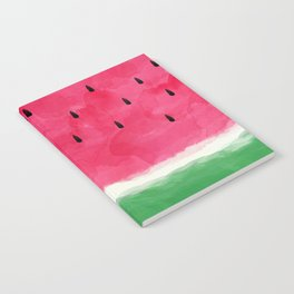 Watermelon Abstract Notebook