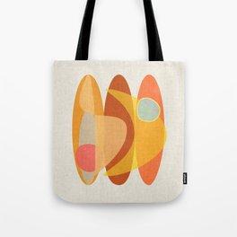 Surf & Boomerang Tote Bag