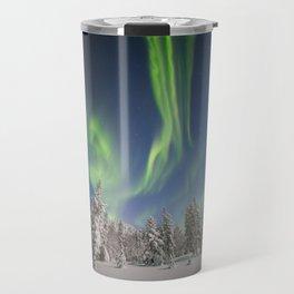 Norwegian forest Travel Mug