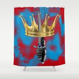 El nuevo reino Shower Curtain