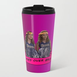 hoes over bros Travel Mug