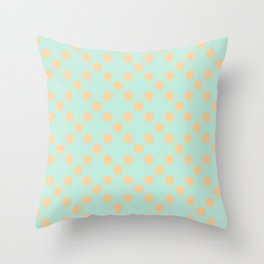 Margot Seashells Throw Pillow