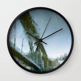 Bridge reflex Wall Clock