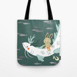 RIA - Sea Dragon Tote Bag
