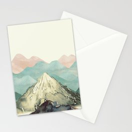 Landscape Moutain Stationery Cards
